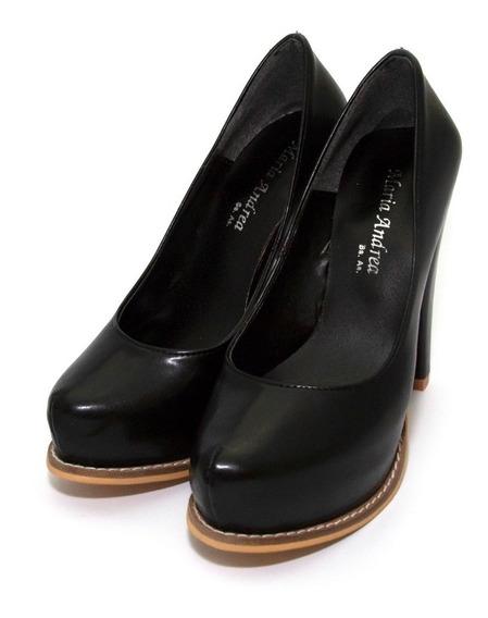 Zapatos Vestir Stiletto Class Express Art. 1625vp