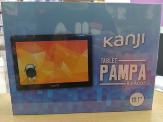 Tablet 10 Kanji Pampa Quadcore 1gb Ram 16gb. Donidea Z/nort