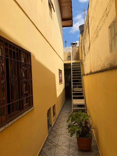Sobrado Com 3 Dorms, Jardim Monte Kemel, São Paulo - R$ 630 Mil, Cod: 2578 - V2578