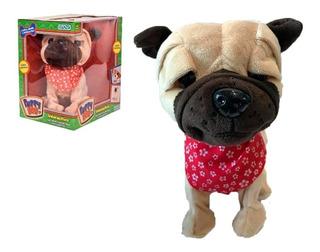 Puppy Dog Perro Ladra Camina Interactivo Original Ditoys Piu