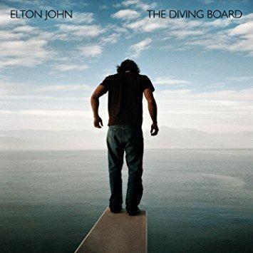 Cd Elton John The Diving Board C3