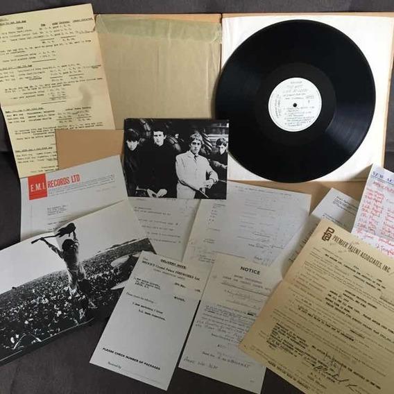 Lp The Who Live At Leeds - Original 1970 Com 11 Encartes