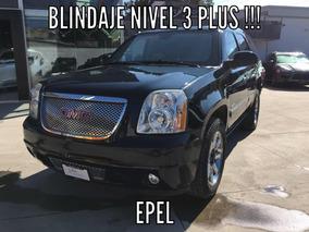 Gmc Yukon Denali Blindada Nivel 3 Plus