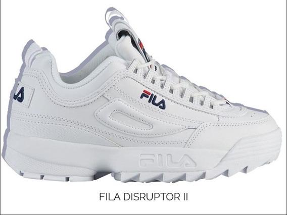 Buba Fila Disructor Zapatos Deportivos Vietnam L 36 Al 40