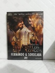 Fernando E Sorocaba Anjo Dos Cabelos Longos Original Dvd Cd
