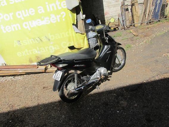 Motocicleta Moto Honda Bbiz 125 Es Novissima