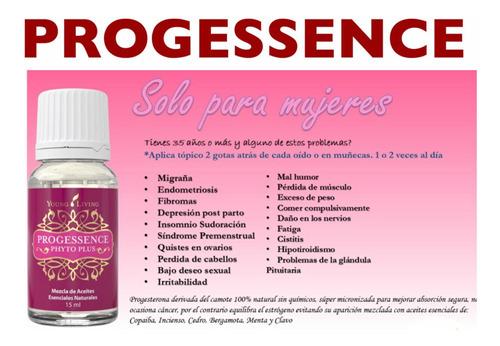 Aceite Progessence Phyto Plus De 15ml | Mercado Libre