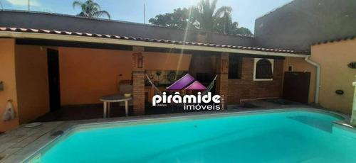 Casa Com 3 Dormitórios À Venda, 87 M² Por R$ 550.000,00 - Praia Das Palmeiras - Caraguatatuba/sp - Ca6015