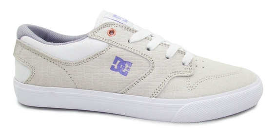 Tenis Dc Shoes Argosy Vulc Womens Adjs300172 Wzo Piel