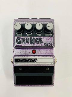 Pedal Dod Fx69 Grunge Vintage Inmaculado (envíos No!)