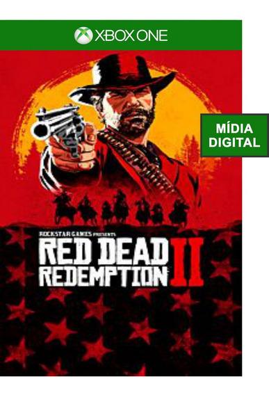Red Dead Redeption 2 Completo Original Midia Digital Steam