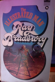Illustrated Man De Bradbury