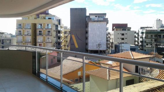 Apartamento A Venda No Bairro Braga Em Cabo Frio - Rj. - Ap2383-1