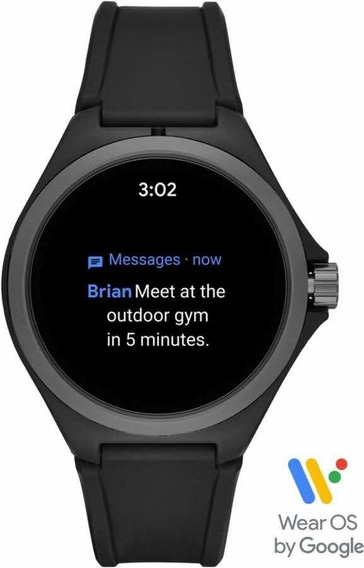 Relógio Puma Smartwatch Pt9100