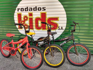 Bici Aluminio Rod 20 Varon Muy Liviana Bmx Freestyle
