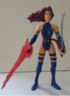 Figura Psylocke Classics X-men Toybiz 1996