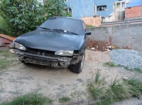 Sucata Ford Mondeo Glx (p/ Retirada De Peças)