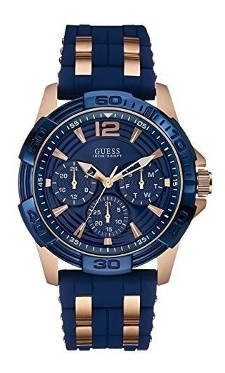 Reloj Guess U0366g4 Para Hombre Nuevo En Caja