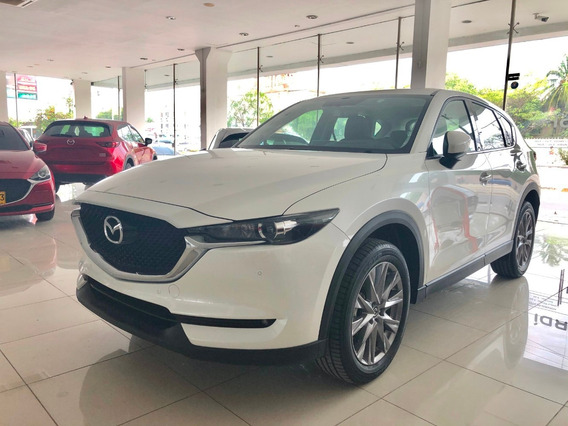 Mazda Cx5 Grand Touring Automatica 2021 Blanco Nieve Perlado