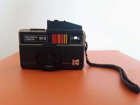Câmera Kodak Antiga (instamatic Camera 97-x)