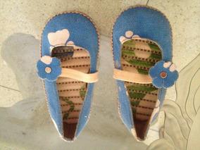 Zapatos De Niña Talla 21 Nuevos Economicos
