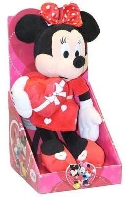 Peluches Disney. Minnie Y Mickey Enamorados