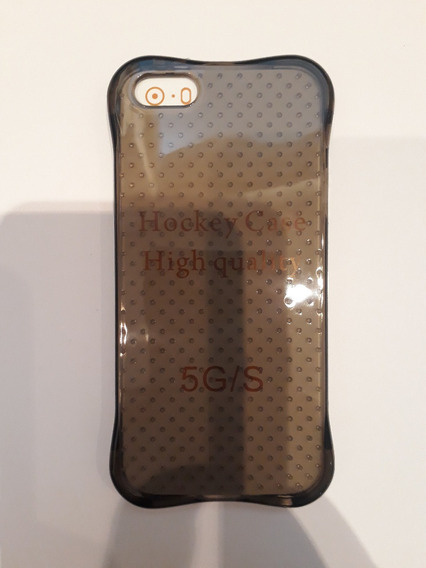 Forro iPhone 5 / 5s Gel Jewell Hypertronik Humo
