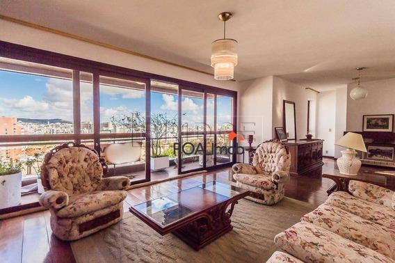 Apartamento Residencial Para Venda E Locação, Rio Branco, Porto Alegre. - Ap2345