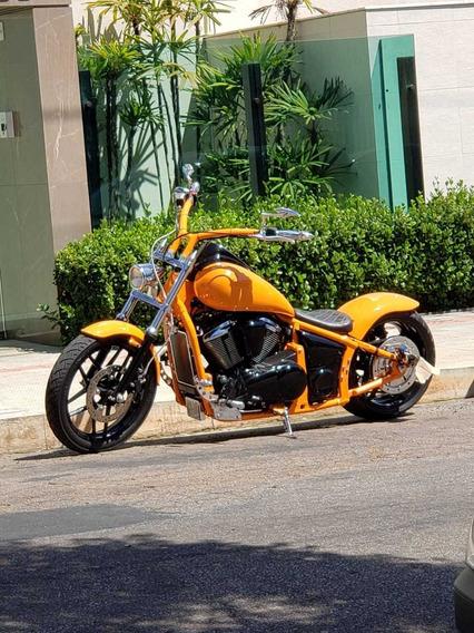 Kawasaki Vulcan 900cc Customizada
