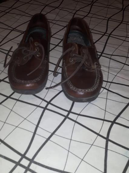 Zapatos Nauticos Oggi N° 40.-