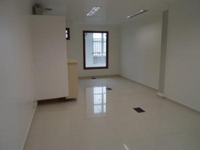 Conjunto Em Brooklin, São Paulo/sp De 33m² Para Locação R$ 1.500,00/mes - Cj183009