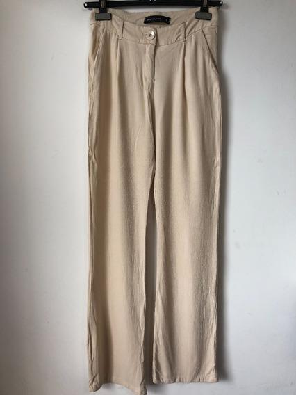 Pantalon Palazzo Marca Cuesta Blanca Talle 40