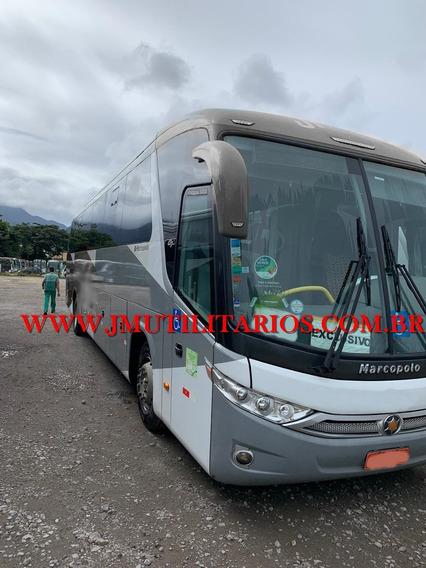 Viaggio Marcopolo 1050 G7 Ano 2014 Vw 17.280 Rd. Jm Cod 1124