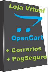Loja Virtual Opencart Completa 2017