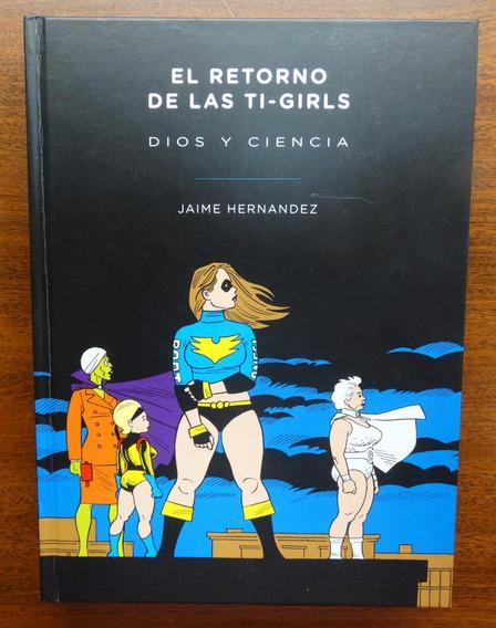 El Retorno De Las Ti-girls Dios E Ciencia