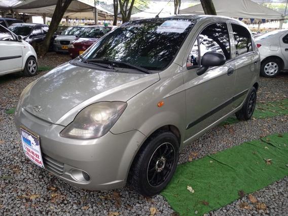 Chevrolet Spark Motor 1.0 Beige Marruecos 2009 5 Puertas