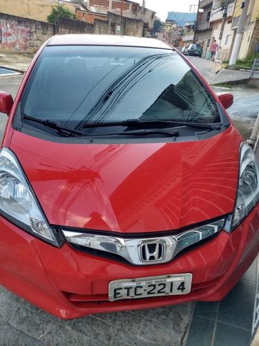Honda Fit 2012 1.5 Ex Flex Aut. 5p
