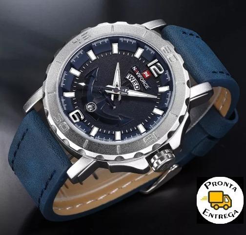 Relógio Original Naviforce Mod. 9122 - Pronta Entrega