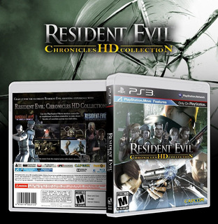 Resident Evil Chronicles Collection, Ps3.