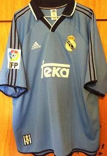 Camisa Real Madrid 1999/2000 Seedorf #10 Autografada