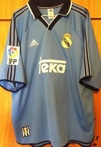Camisa Real Madrid 1999/2000 Seedorf #10 Autografada