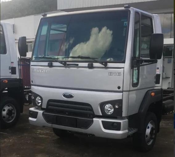 Ford Cargo 816 Com Ar 2019 0km