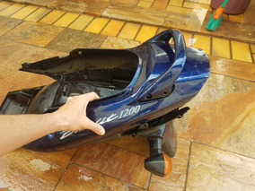 Carenagem Traseira Completa Bandit 1200