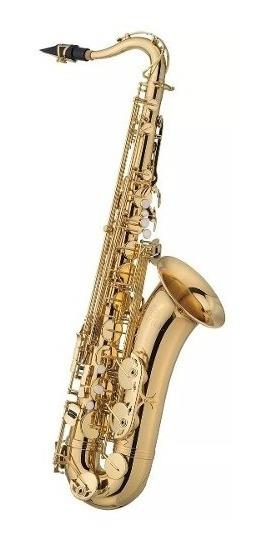 Saxofon Tenor Jupiter Jts-1100sgq Series + Estuche De Regalo