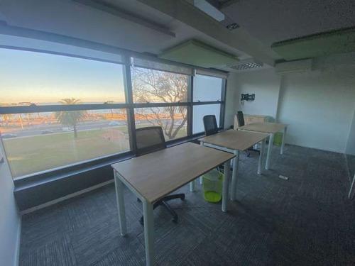 Imagen 1 de 8 de Oficinas En Alquiler En Marigot Office, Parque Rodó