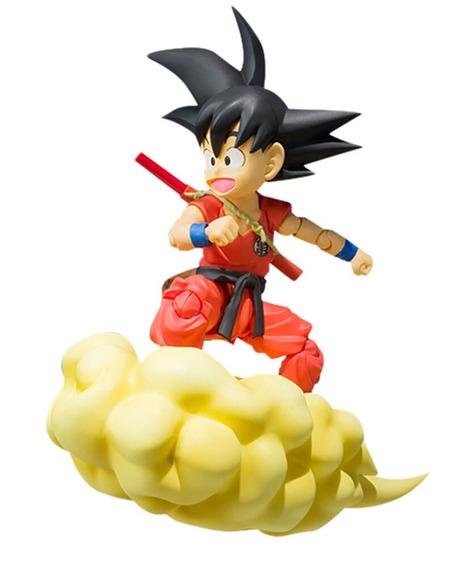 Little Son Goku - Dragon Ball - S.h.figuarts - Bandai