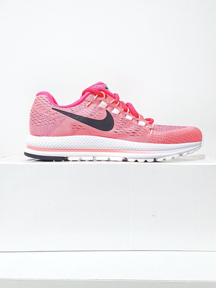 Tênis Nike Air Zoom Vomero 12 Feminino Corrida Rosa N. 36 37 E 38