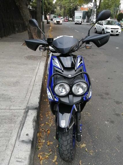 Motoneta 2020 Azul