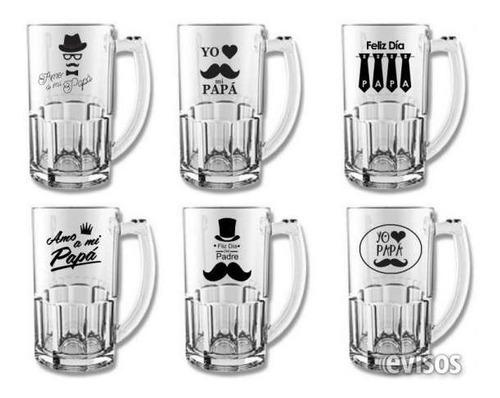 Regalos Tazas Personalizadas Chops Vasos Diadelpadre Maestro