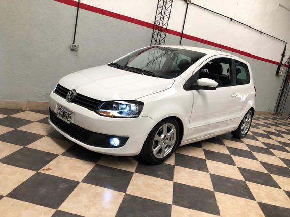 Volkswagen Fox 1.6 Trendline 2013 Impecable Permuto Al Dia